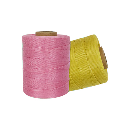 Waxed Twist Polyester Thread