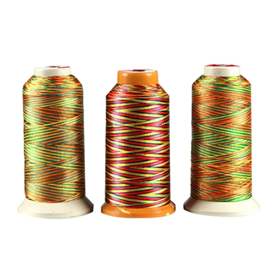 Space Dyed Polyester Thread